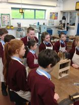 Design and Technology Experiences For Foley Pupils