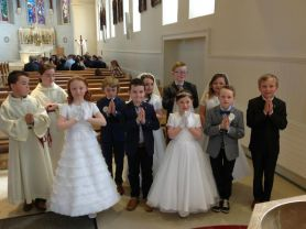 Foley First Holy Communion